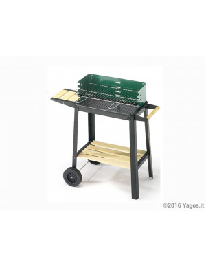 Barbecue-a-carbonella-Ompagrill-50-25-green-w-50311