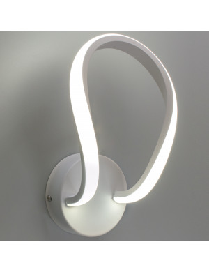 Applique-LED-integrato-Forever-bianco