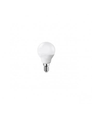 Set 3 lampadine a sfera LED G45 E14 6W smartline