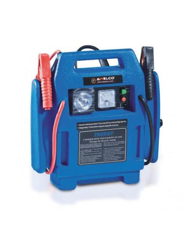 Avviatore emergenza portatile starter 12V Awelco Energy 1500