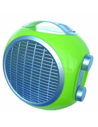 Termoventilatore-Argo-Pop-Green