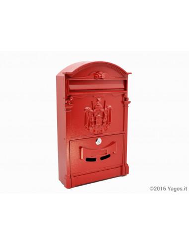 Cassetta-postale-Residencia-Arboris-rosso