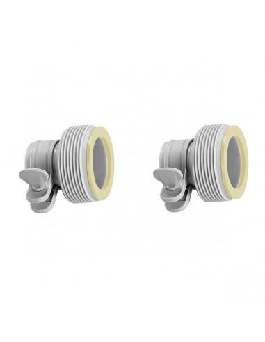 Adattatore tipo B per pompe piscina Intex 29061 ricambio originale Intex