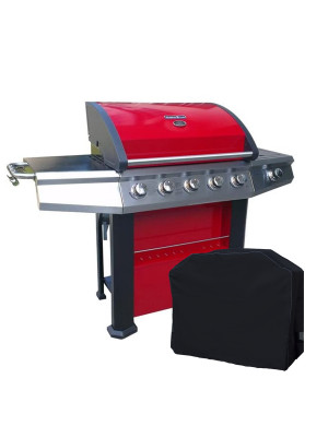 Barbecue-gas-5+1-fuochi-FirePlus-Master-Cook-rosso-cover