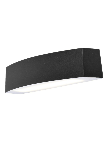 Lampada LED da esterno applique in alluminio Domus Light JTS05LO0219
