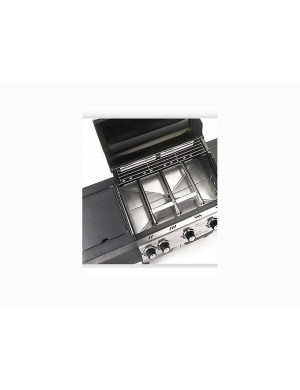 Barbecue-a-gas-Ompagrill-Expert-4-Eco-Plus