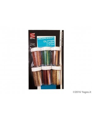 Glitter-multipack-mix-6-colori-96g-V291500200009