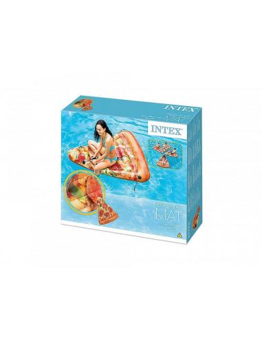 Materassino-gonfiabile-Pizza-175x145cm-Intex-58752