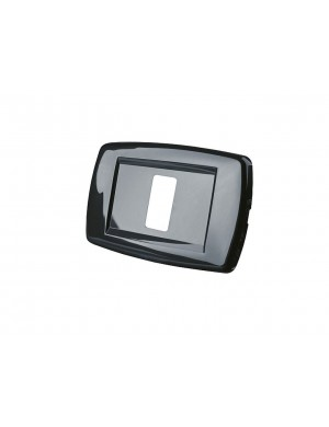 Placca-1-foro-in-tecnopolimero-Basic-Poly-Pool