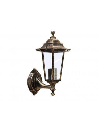 Lampade Per Porticati Esterni lampada applique da esterno madrid rame