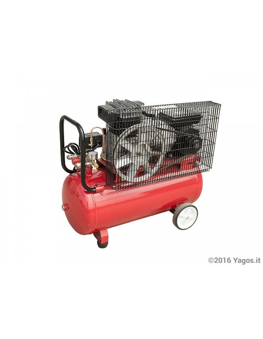 Compressore-aria-Bicilindrico-a-cinghia-50L-Air3