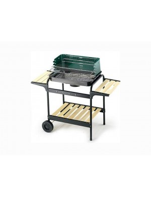Barbecue-a-carbonella-60-40-LX-green-w