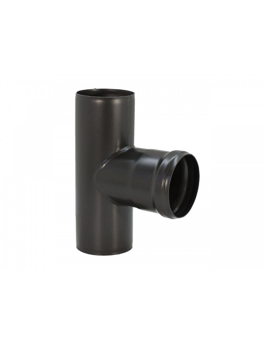 Raccordo-a-T-monoparete-12mm-verniciato