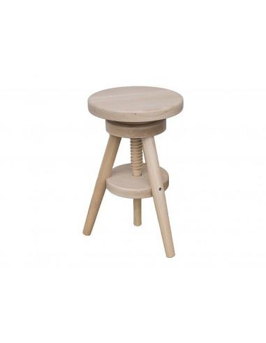 Sgabello-girevole-in-legno-di-faggio-diam-30-h50-70cm