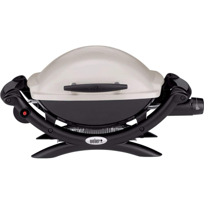 barbecue-a-gas-weber-Q-1000-titanio