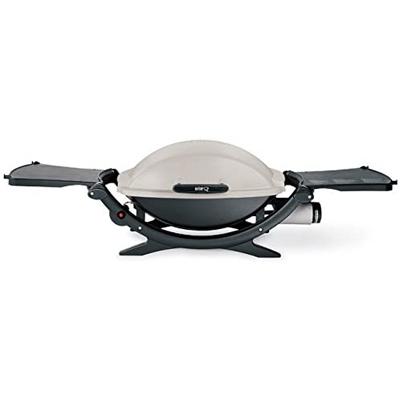 barbecue-a-gas-weber-Q-2000-titanio