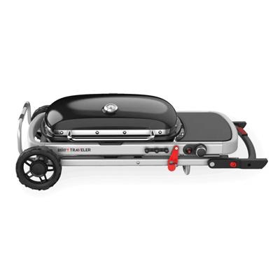 barbecue-a-gas-weber-traveler-chiuso