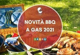 Novità barbecue a gas Weber 2021